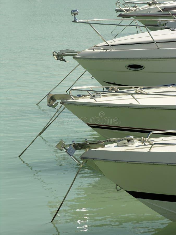 яхты стоковая фотография