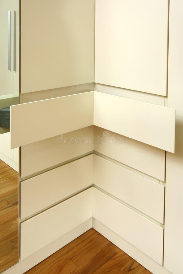 ящики конструкции нутряные стоковая фотография rf