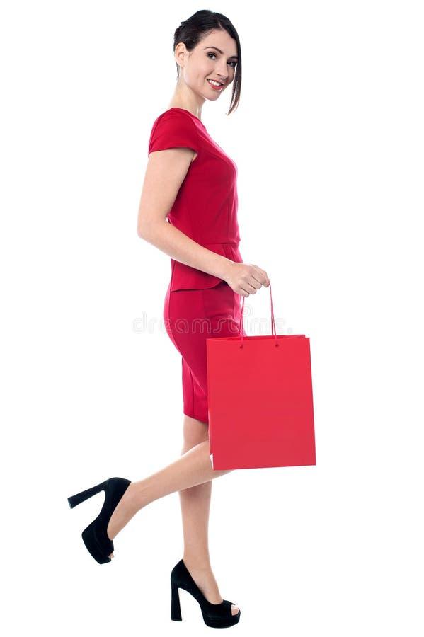 Я идете ходить по магазинам теперь, вы приходите? стоковые изображения