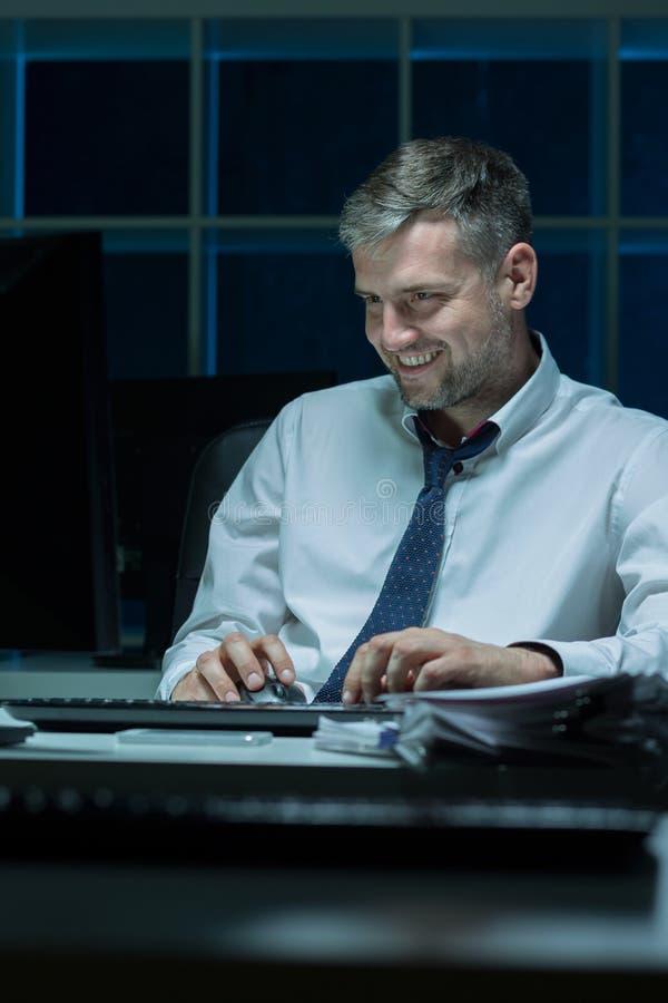 Я могу работать весь день и вся ноча стоковое изображение rf
