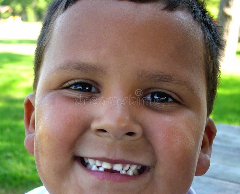 я потерял зуб стоковые фотографии rf