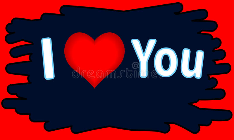 Я люблю youhttp://web dreamstime com/oms_bulk php? pg=5#row6 иллюстрация вектора