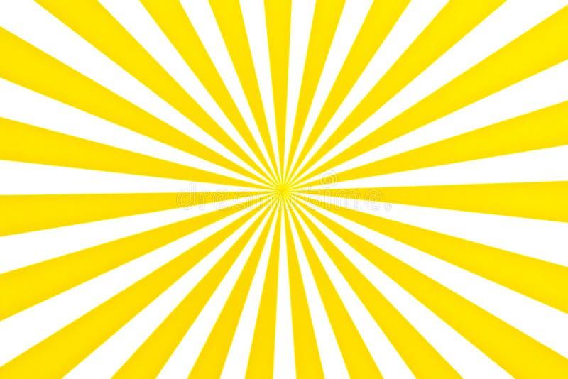 ํYellow texture. Yellow and white texture circle on wallaper royalty free stock images