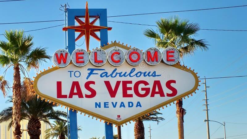 'Recepción muestra de Las Vegas a Nevada fabuloso ' imagenes de archivo