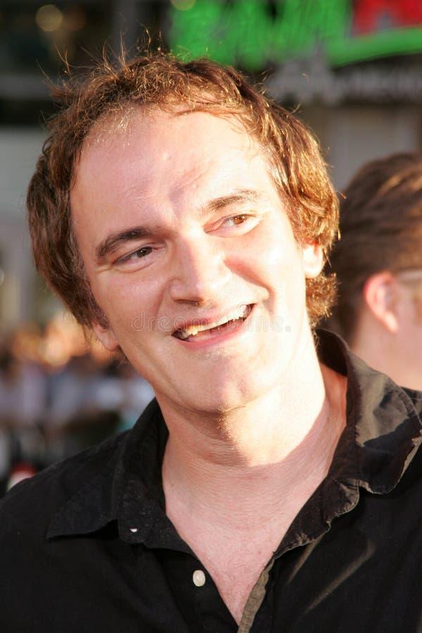 Quentin Tarantino 免版税库存照片