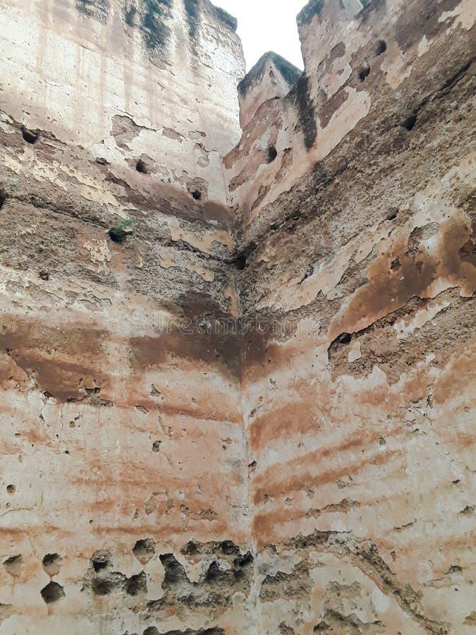 ‹d'†de ‹d'†de ville de monument historique de Meknes image stock