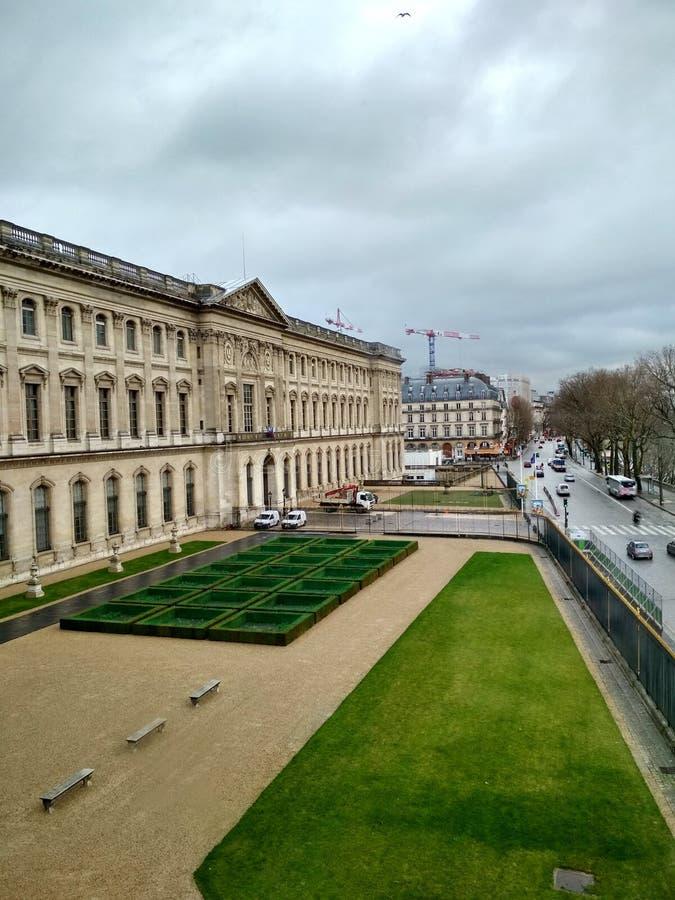 ‹Del †del ‹del †della città di Parigi france Paesaggi e capolavori urbani di arte francese fotografie stock libere da diritti