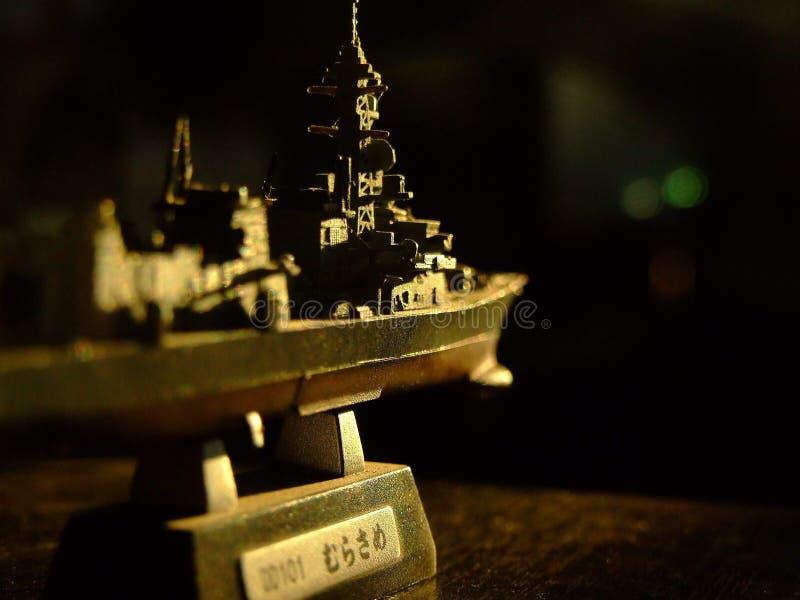 ‹Del destroyer†del ‹del class†del ‹de Murasame†imagenes de archivo