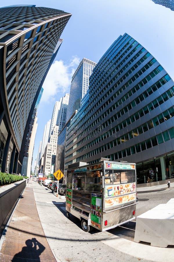 ‹MANHATTAN, NEW YORK del †fotografia stock