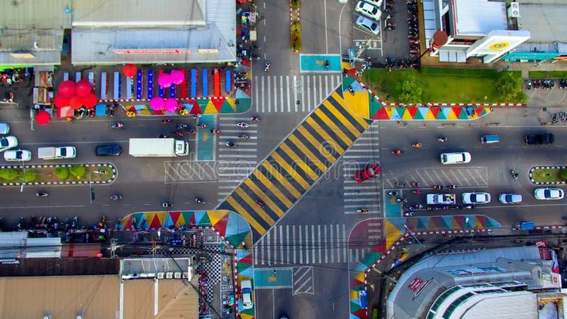 € «29-ое ноября 2018 Udon Thani, Таиланда: Udon Thani, главный c стоковые изображения rf