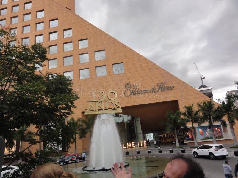 "€ ""México de Ciudad de México da cidade imagem de stock royalty free"