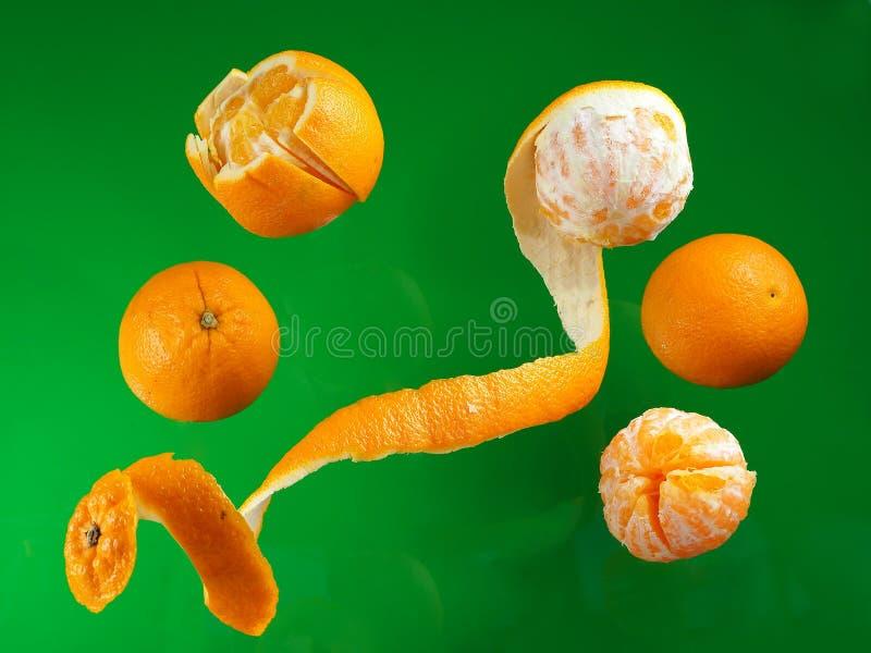 "€ ""Naranjas das laranjas fotografia de stock royalty free"