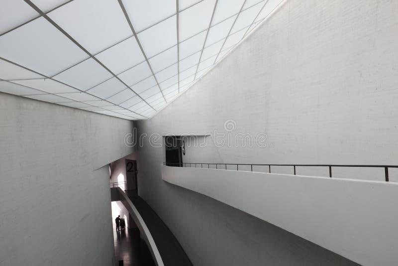 "€ ""Apil 10, 2015 Helsinkis, Finnland: Innenmuseum von zeitgenössischem Art Kiasma in Helsinki stockfotos"