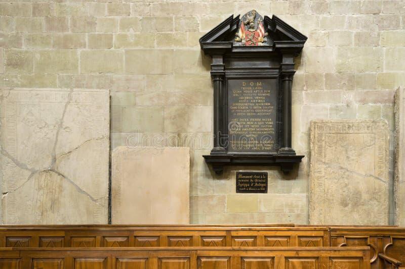 """€ GENFS, die SCHWEIZ """"am 29. August 2017: St- Peter` s Kathedrale lizenzfreie stockfotografie"""