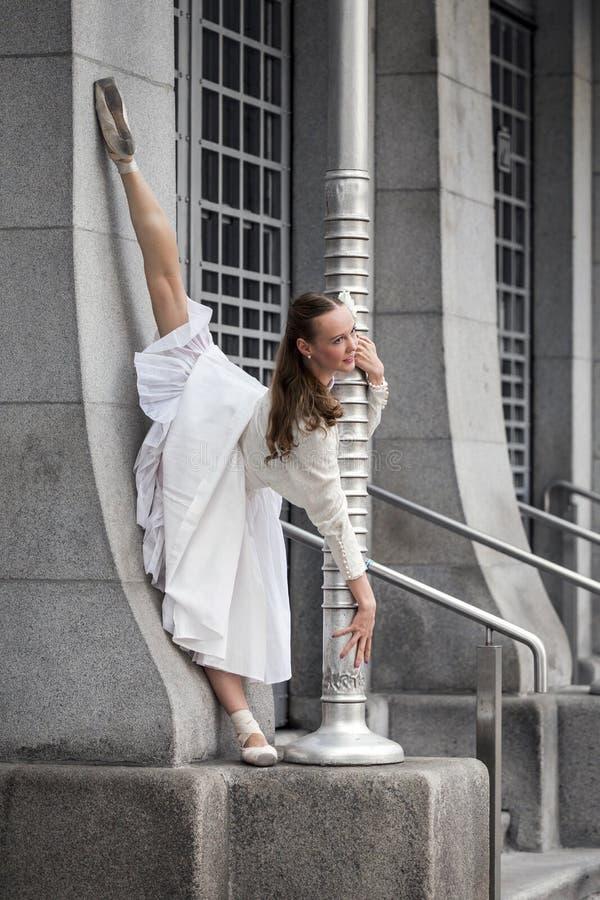 一个典雅的少妇的生活方式画象 免版税图库摄影