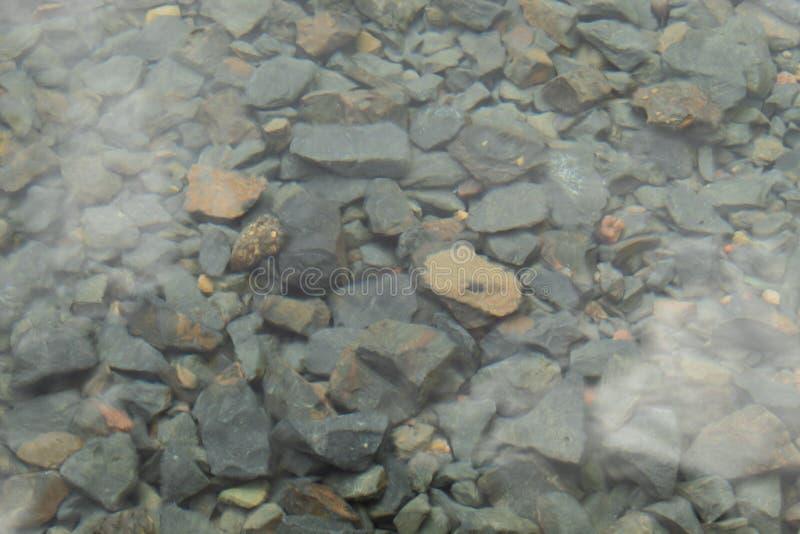 一个喷泉的石地板在圣荷西 库存图片