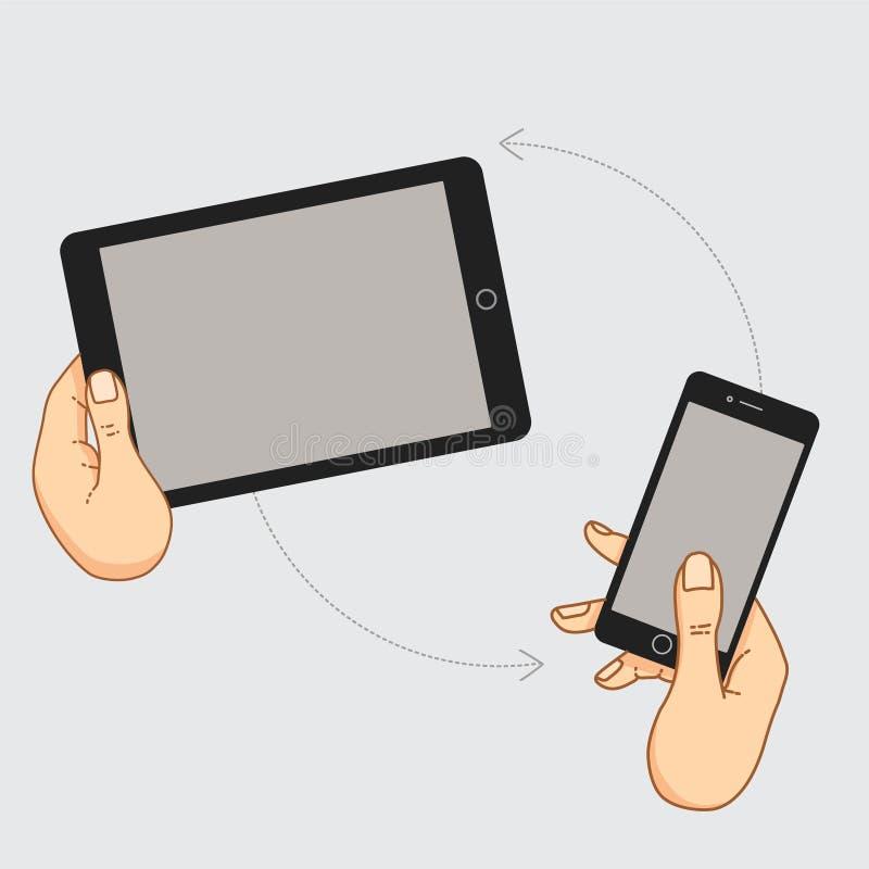 Download 一个手机的示范显示 库存例证. 插画 包括有 图标, 阿帕卢萨马, 乐趣, 比赛, 预定, 介绍, 纵向 - 62537571
