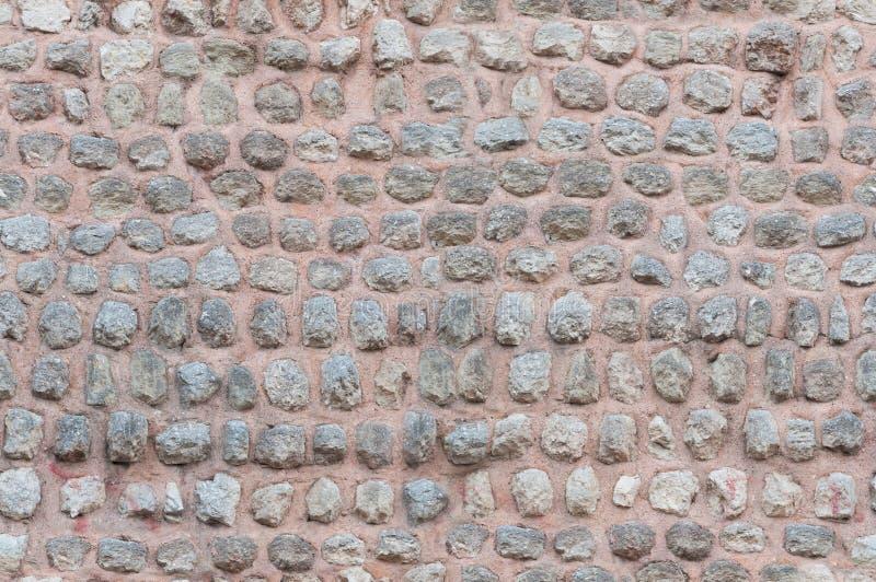 无缝的石墙 库存图片