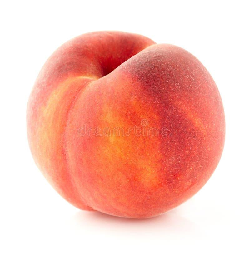 一个桃子 免版税库存图片