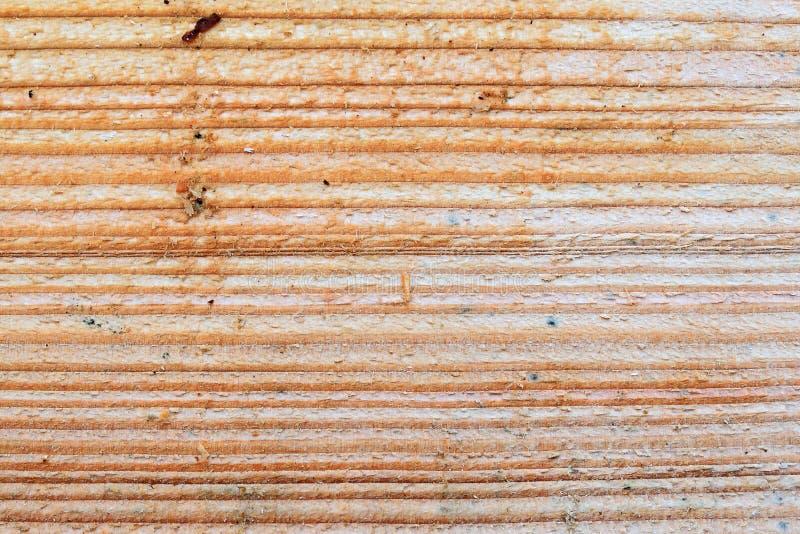 一个概略的木委员会的表面的独特的纹理,建筑的1木材 图库摄影
