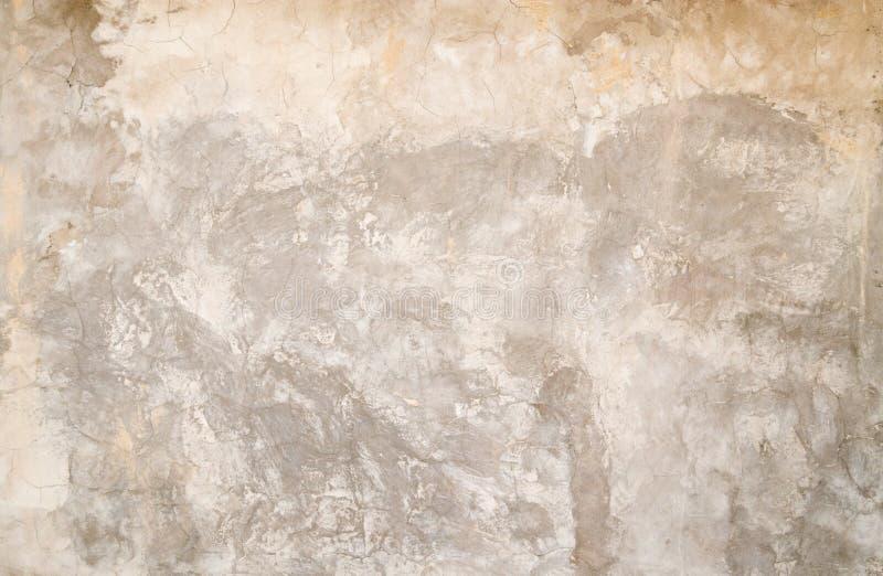 一个混凝土墙的抽象背景 免版税库存图片