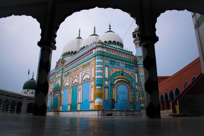 一个清真寺 免版税图库摄影