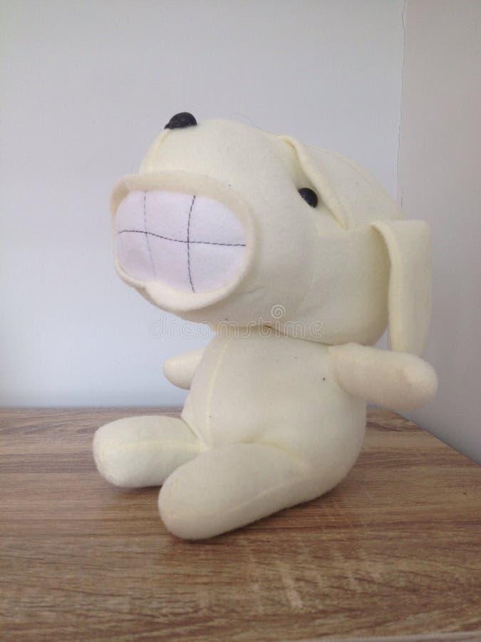 一个玩偶 免版税库存图片