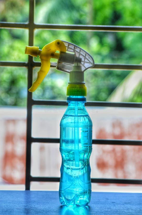 一个瓶用茶点 图库摄影