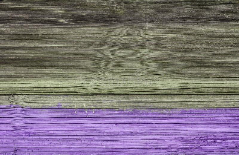 一个老木板的表面 免版税图库摄影