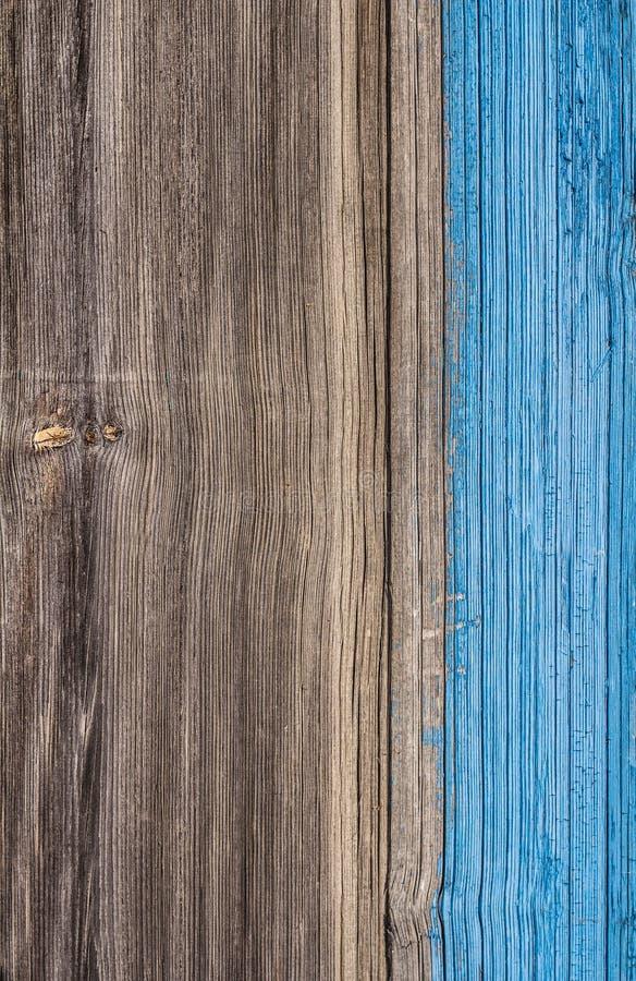 一个老木板的表面 库存图片