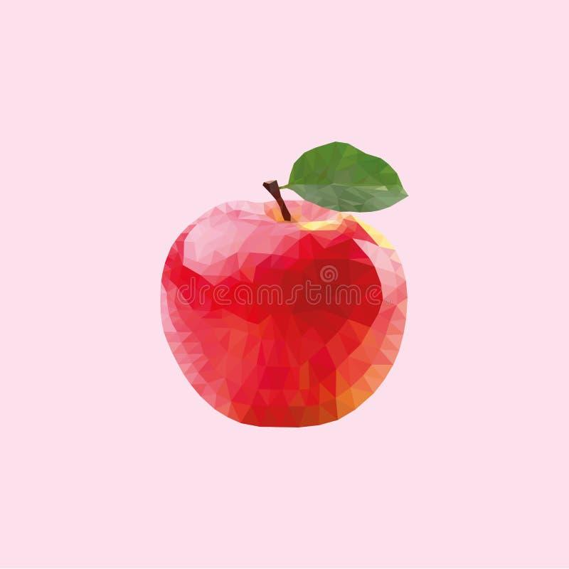 一个苹果 免版税库存图片
