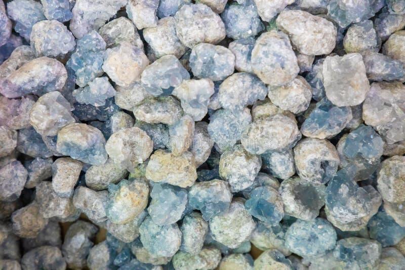 一个透亮切片的细节自然石玛瑙 免版税库存照片