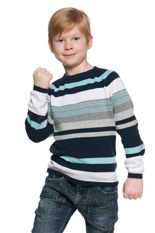 Download 一个年轻男孩的成功 库存照片. 图片 包括有 唯一, 拳头, 情感, 方式, 人们, 快乐, 幸福, 英俊 - 30335076