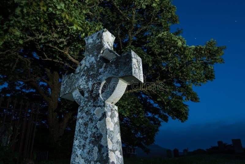 一个celit十字架 免版税库存图片