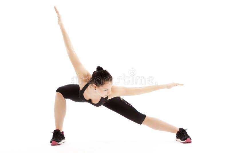 运动锻炼 库存照片