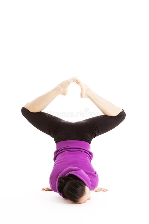体操锻炼 免版税图库摄影