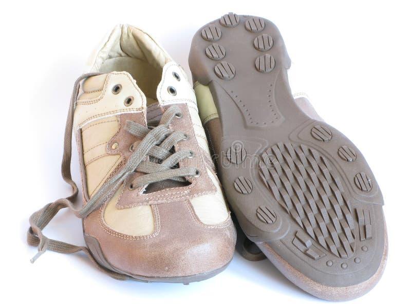 一双鞋 库存照片