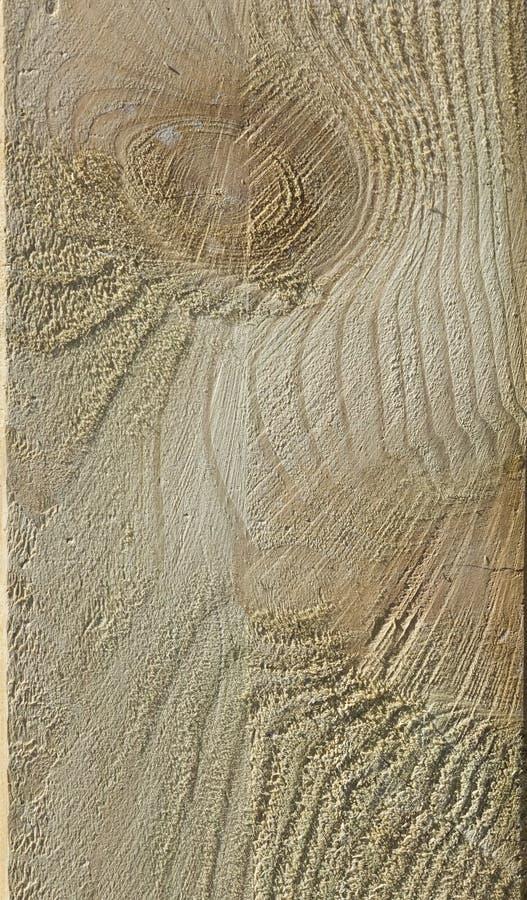 一块木板材 图库摄影