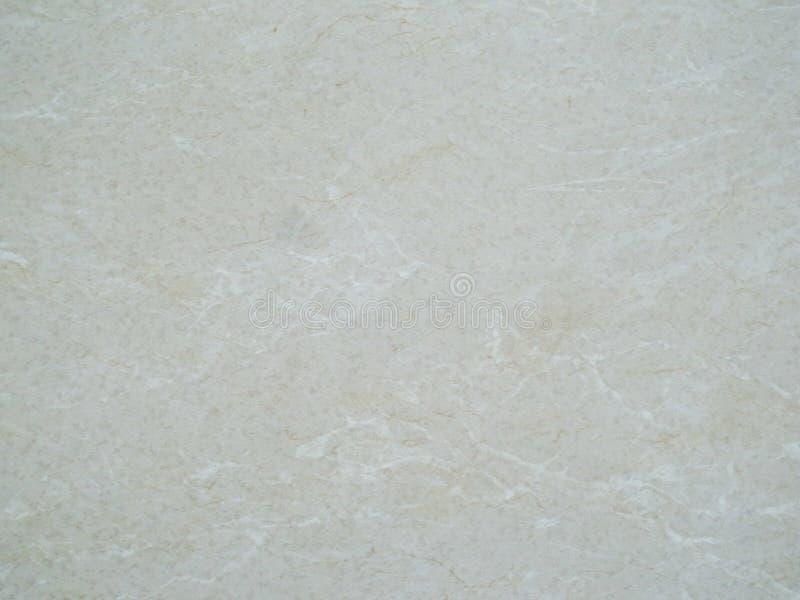 一块轻的大理石的表面纹理的模仿 免版税库存图片
