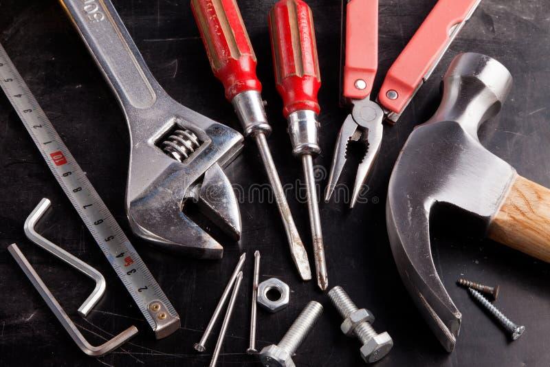 手工具 免版税库存图片