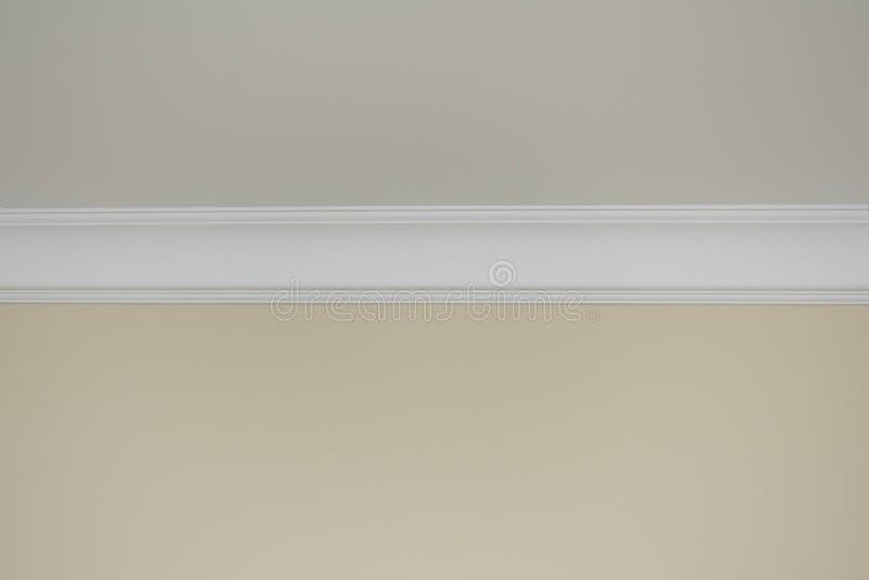 一平天花板避开的细节 免版税库存图片