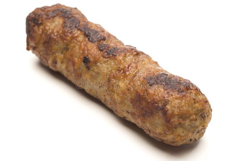 一根猪肉香肠 库存照片