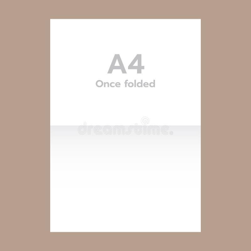 一次被折叠的a4纸大模型,现实样式