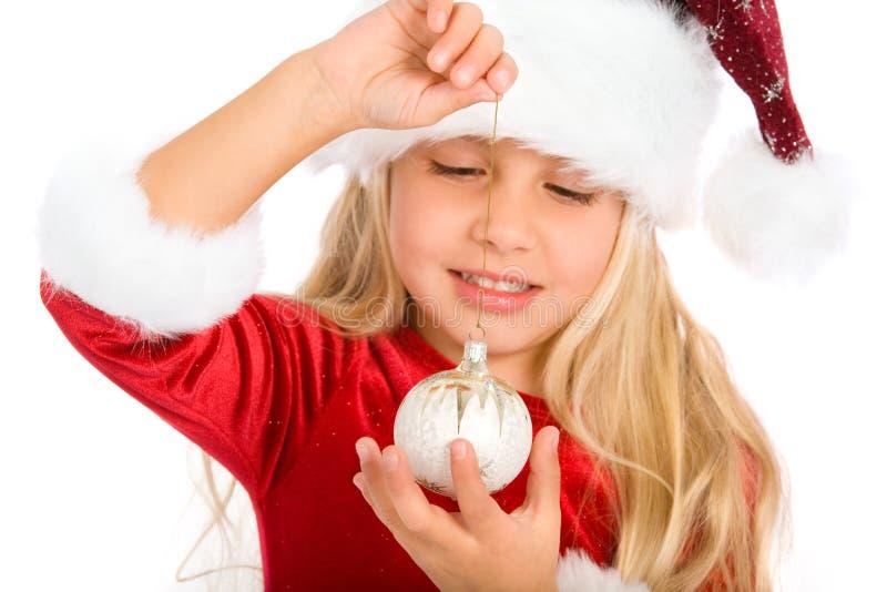 一点错过圣诞老人 免版税图库摄影