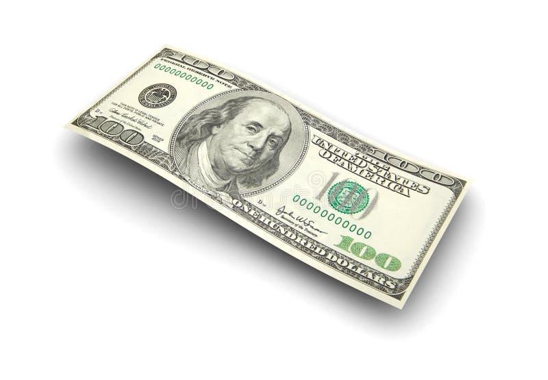 一美元 皇族释放例证