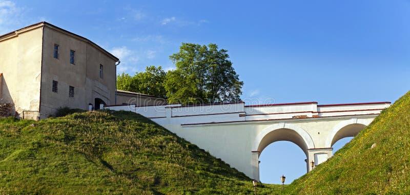 一部分的堡垒 免版税库存照片
