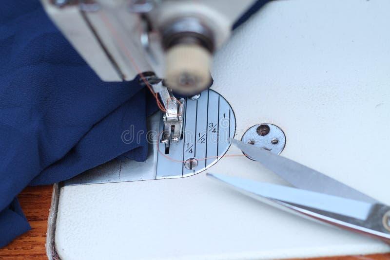 一部分的缝纫机,版本2 免版税库存图片