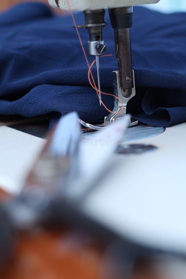 一部分的缝纫机,版本3 免版税图库摄影