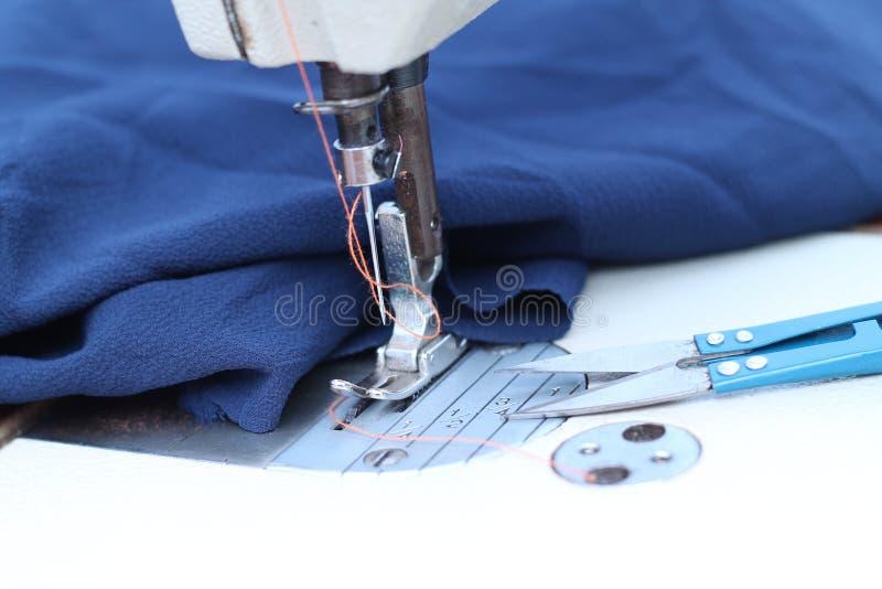 一部分的缝纫机,版本4 免版税库存照片