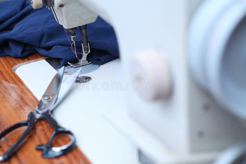 一部分的缝纫机,版本5 库存照片
